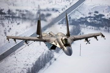 Rusia Mulai Proses Produksi Sukhoi Su-35, untuk Indonesia?